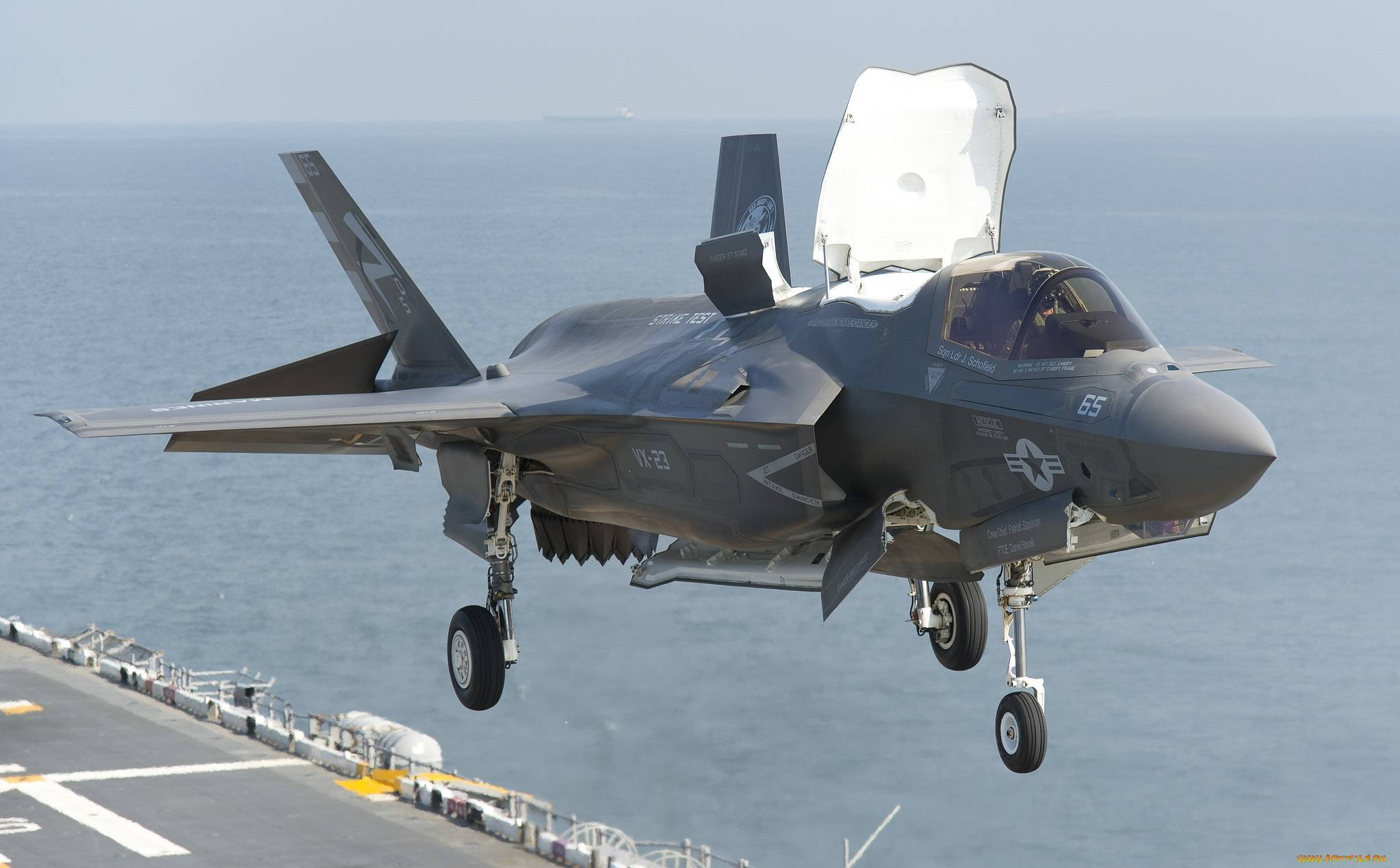 F-35 lightning ii: история создания и характеристики