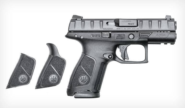 Пистолеты Beretta APX Centurion & Beretta APX Compact