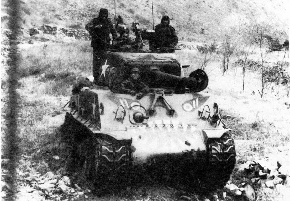 Американские танки второй мировой войны