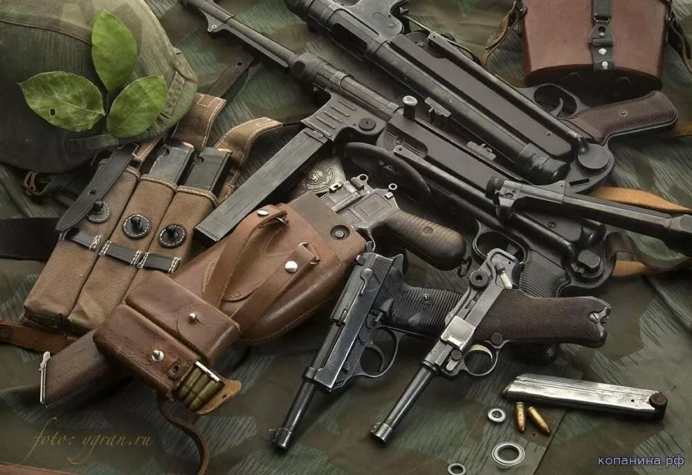 Швейцарцы скупают огнестрельное оружие