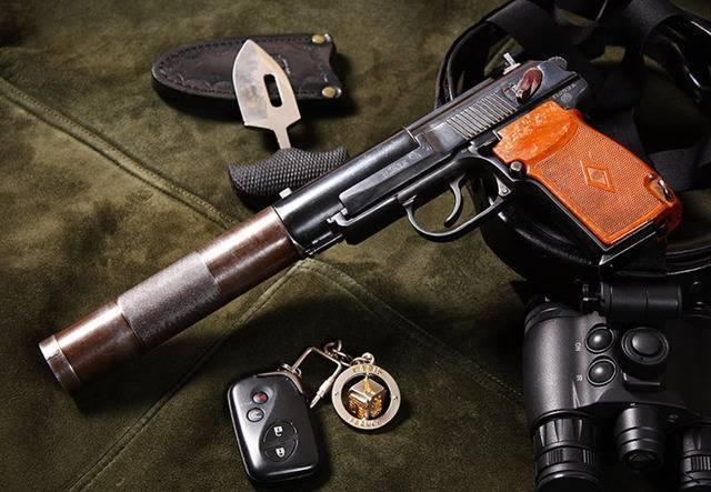 Бесшумный пистолет 6П9 – новое, и не забытое старое