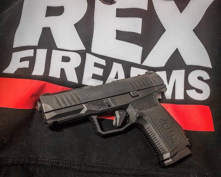 Пистолет REX Delta
