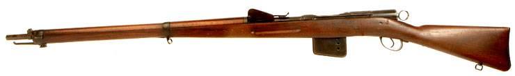 Schmidt-rubin m1889