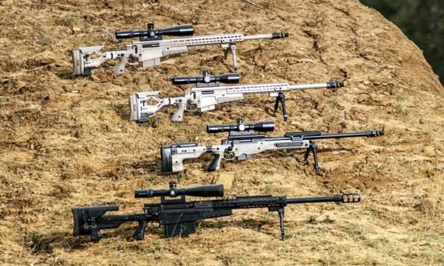 Список снайперских винтовок нормального калибра