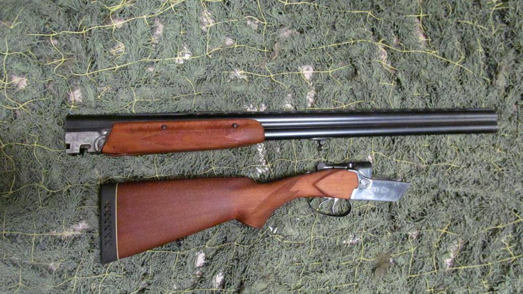 Двуствольное охотничье ружье тоз-34