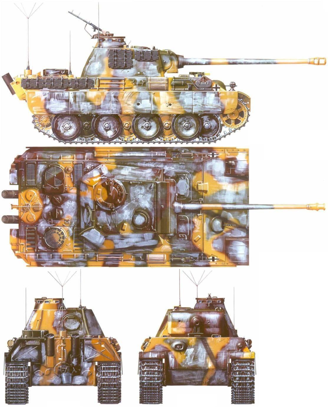 Panther - обзор, как играть, вики, советы для среднего танка panther из игры wot на веб-ресурсе wiki.wargaming.net.