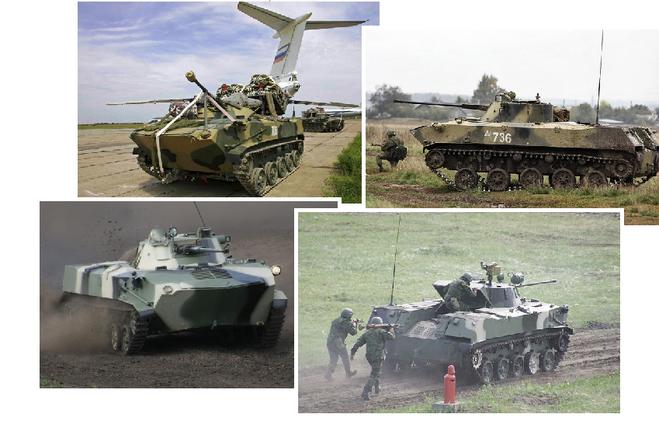 Боевая машина десанта, третья. часть 1