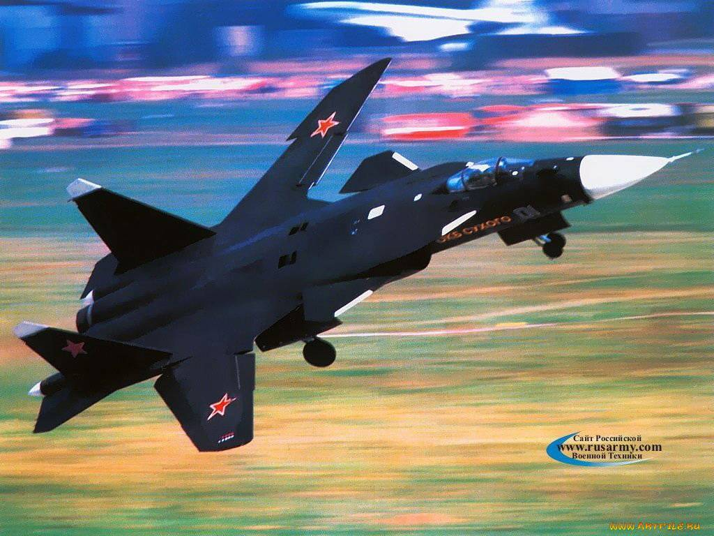 Су-47«Беркут» – редкая, но гордая птица