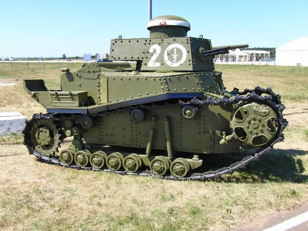 Мс-1 - обзор, гайд, характеристика, советы для легкого танка мс-1 из игры world of tanks на официальном сайте wiki.wargaming.net