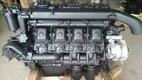 КамАЗ-6350 8х8, Технические Характеристики Автомобиля
