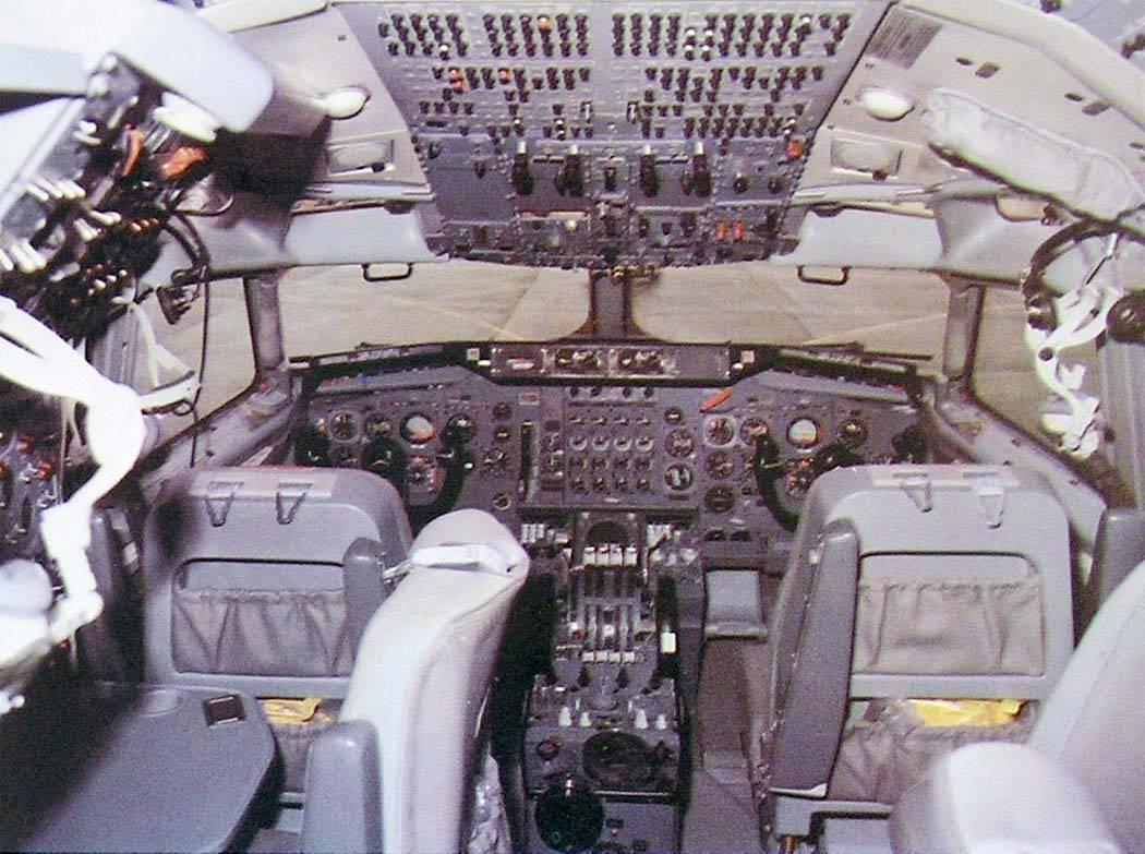 Список потерянных boeing 707
