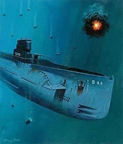 Бомбы, мины, ракеты: как борются против подводных лодок | русская семерка