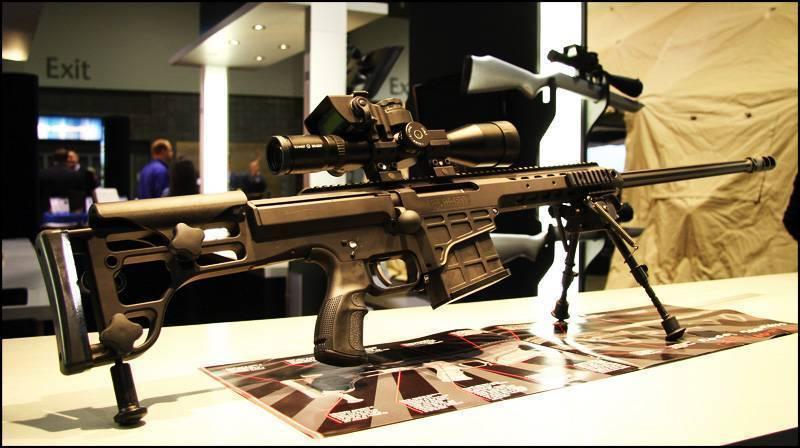 Снайперская винтовка barrett model 98b