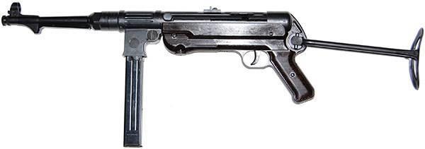 Знаменитый «шмайсер» – враг, ставший союзником. травматический пистолет «schmeisser ae790m» от сп «шмайсер»