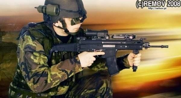 Штурмовые винтовки чехии — лучшие современные боевые образцы