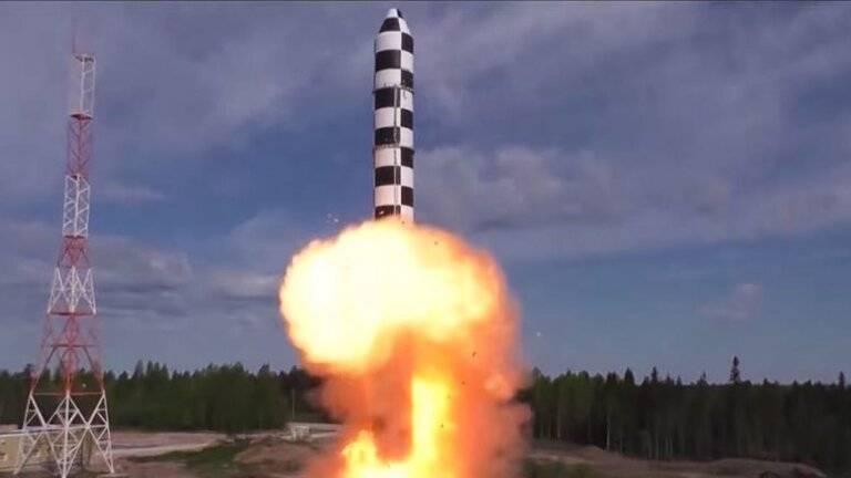Смертоносная «начинка»: в чем главный секрет новейшего ракетного комплекса «сармат. ракета «сармат» – средство сдерживания или повод для эскалации ракетный комплекс рс 28 сармат