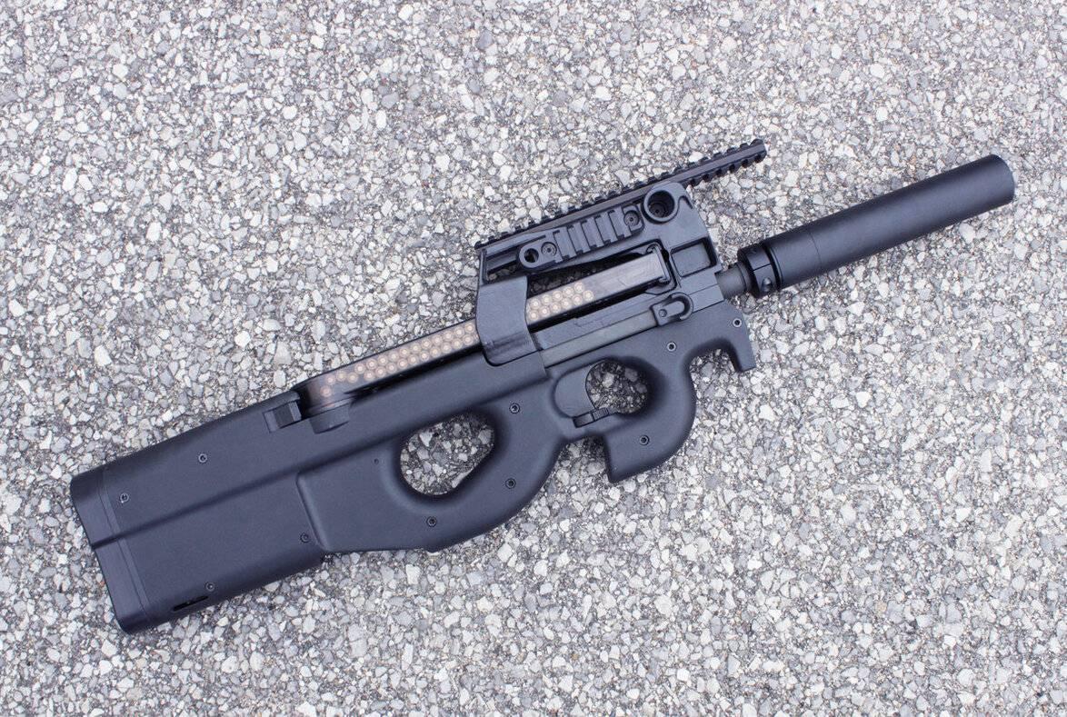 Пистолет-пулемет fn p90: обзор, характеристики и отзывы
