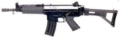 Видео: штурмовая винтовка pindad ss2