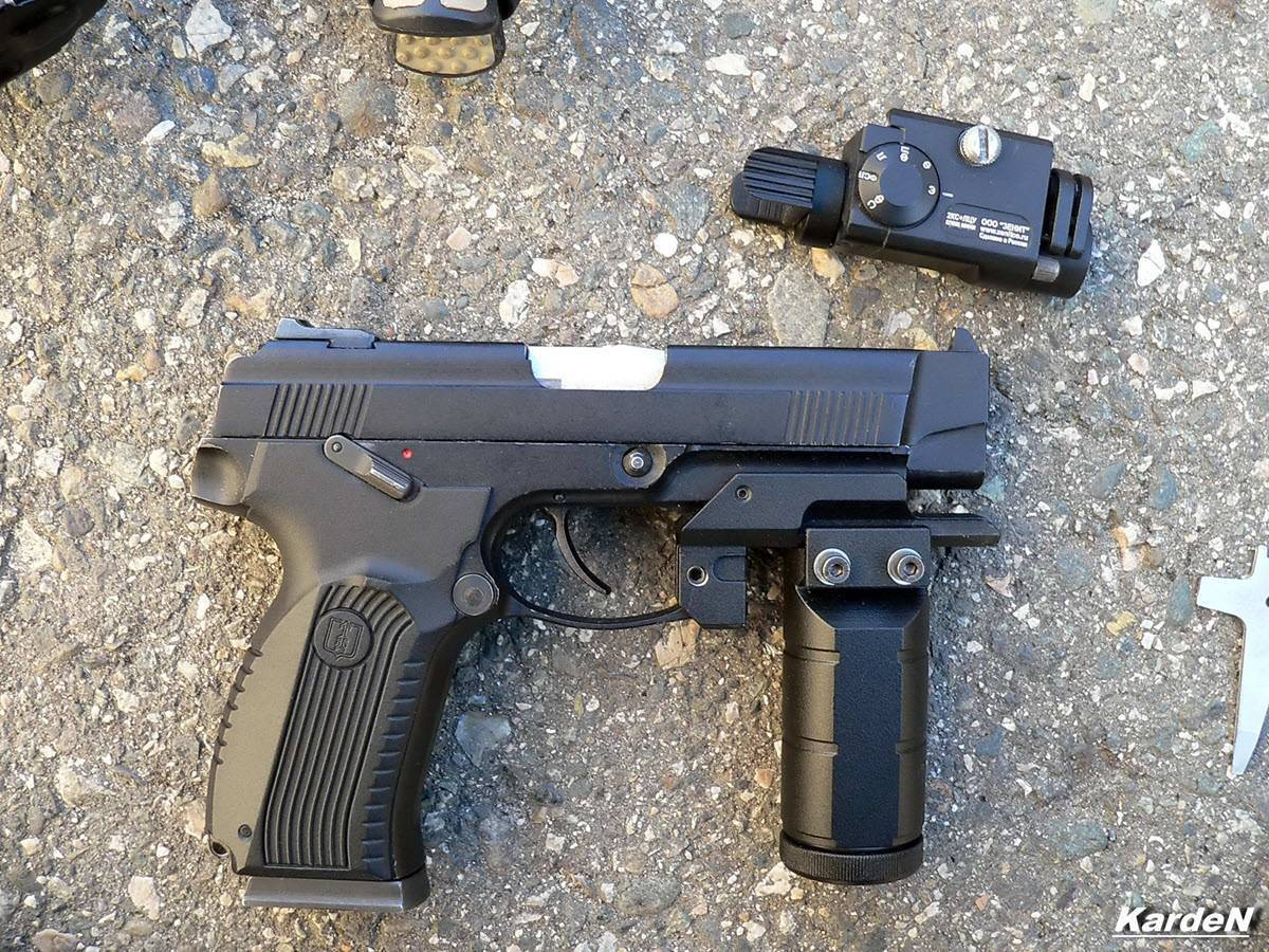Пистолет ярыгина — википедия. что такое пистолет ярыгина