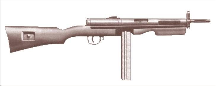 Madsen model 1947 винтовка — характеристики, фото, ттх