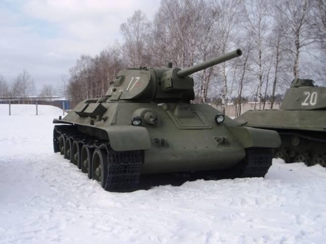 Обзор konštrukta t-34/100