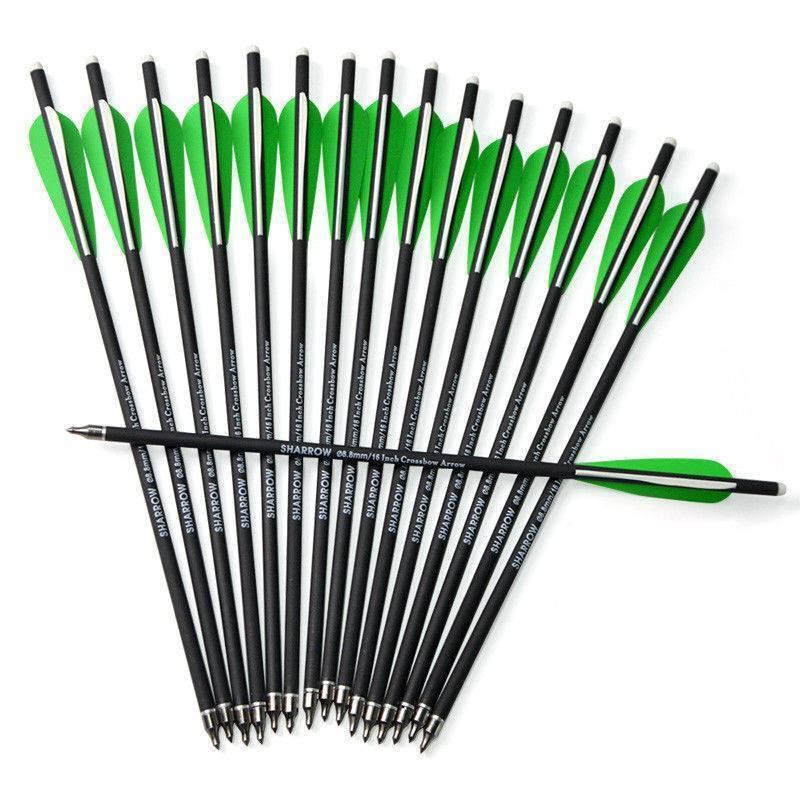 Какими должны быть наконечники для арбалетных стрел