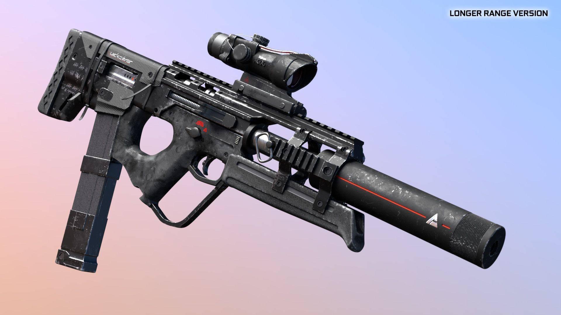 Оружие xxi века