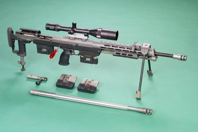 Снайперская винтовка Truvelo .50 BMG