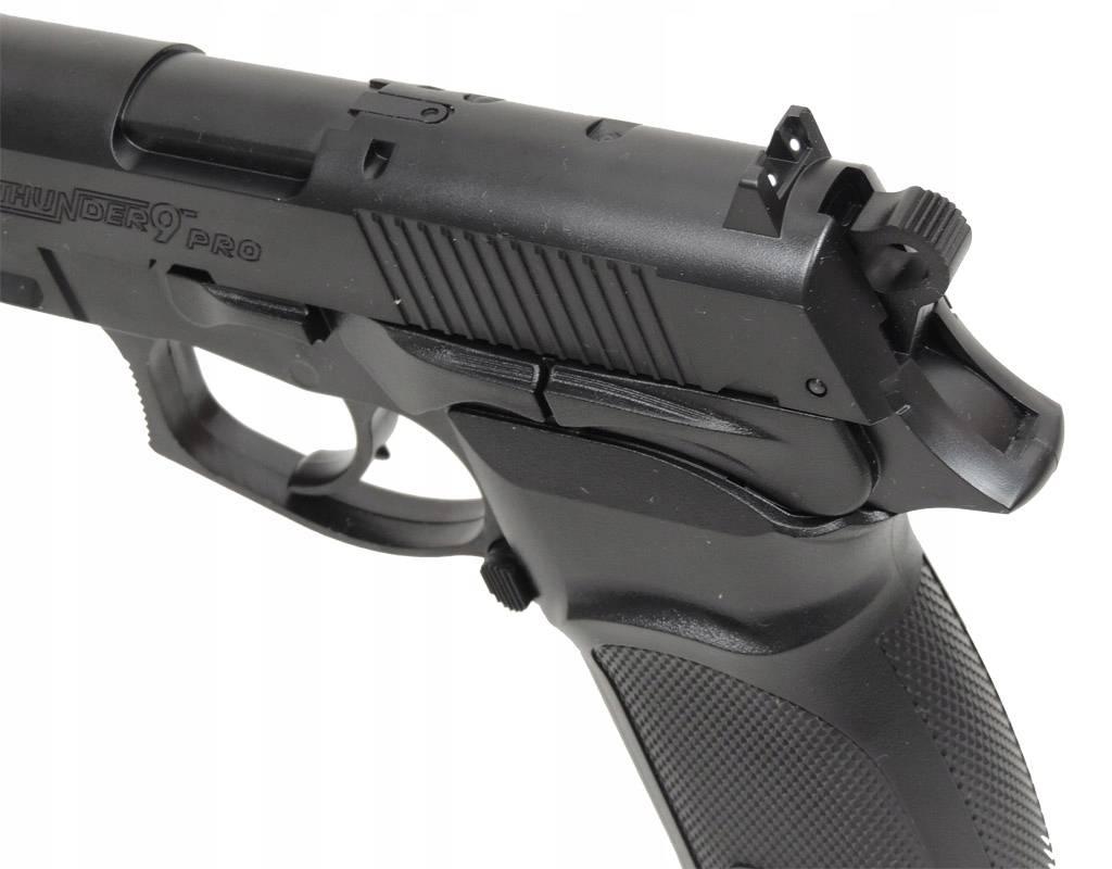 Bersa thunder pro пистолет — характеристики, фото, ттх