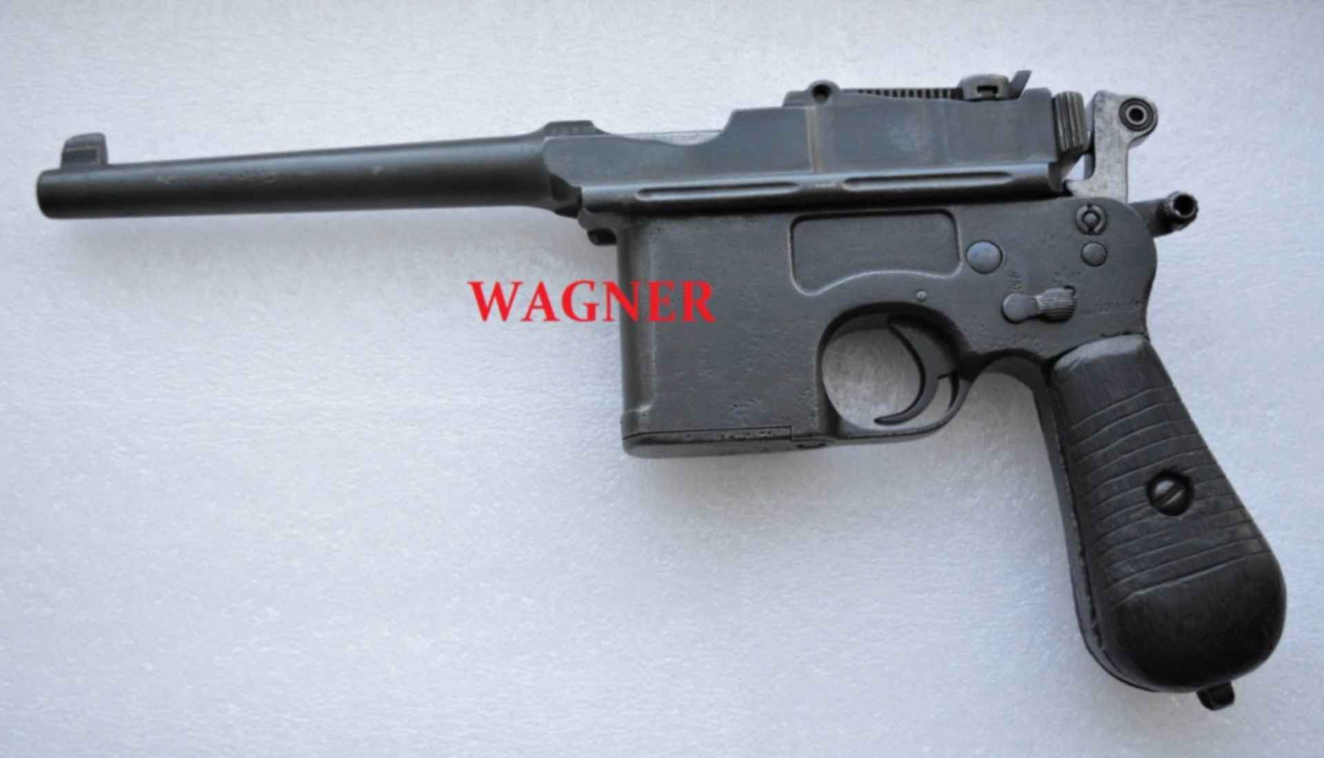 Редкие прототипы пистолета Маузер с 1912 по 1930 года.