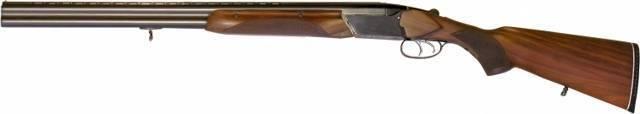 Размеры и устройство оружейных стволов, их длина и вес