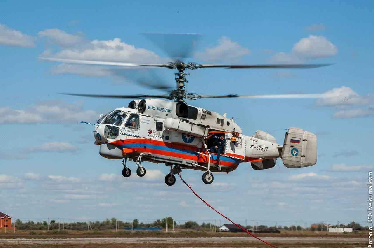 Вертолет Ка-32: история создания, описание и характеристики машины