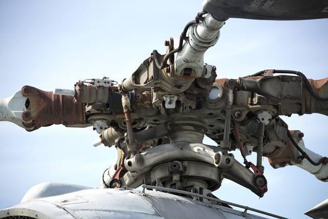 Вертолет ми-26: технические характеристики и фото