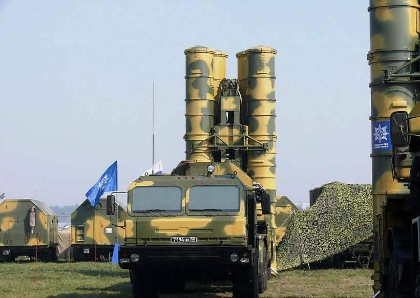"""Зенитный ракетный комплекс пво средней дальности с-350 50р6а """"витязь"""""""