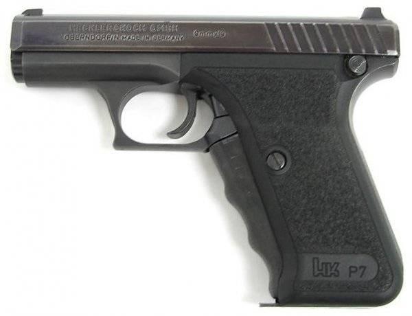 Пистолет Heckler und Koch HK 4