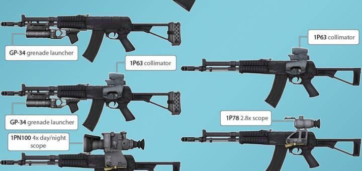 Аек-971 ттх. фото. видео. размеры. скорость пули. прицельная дальность. вес