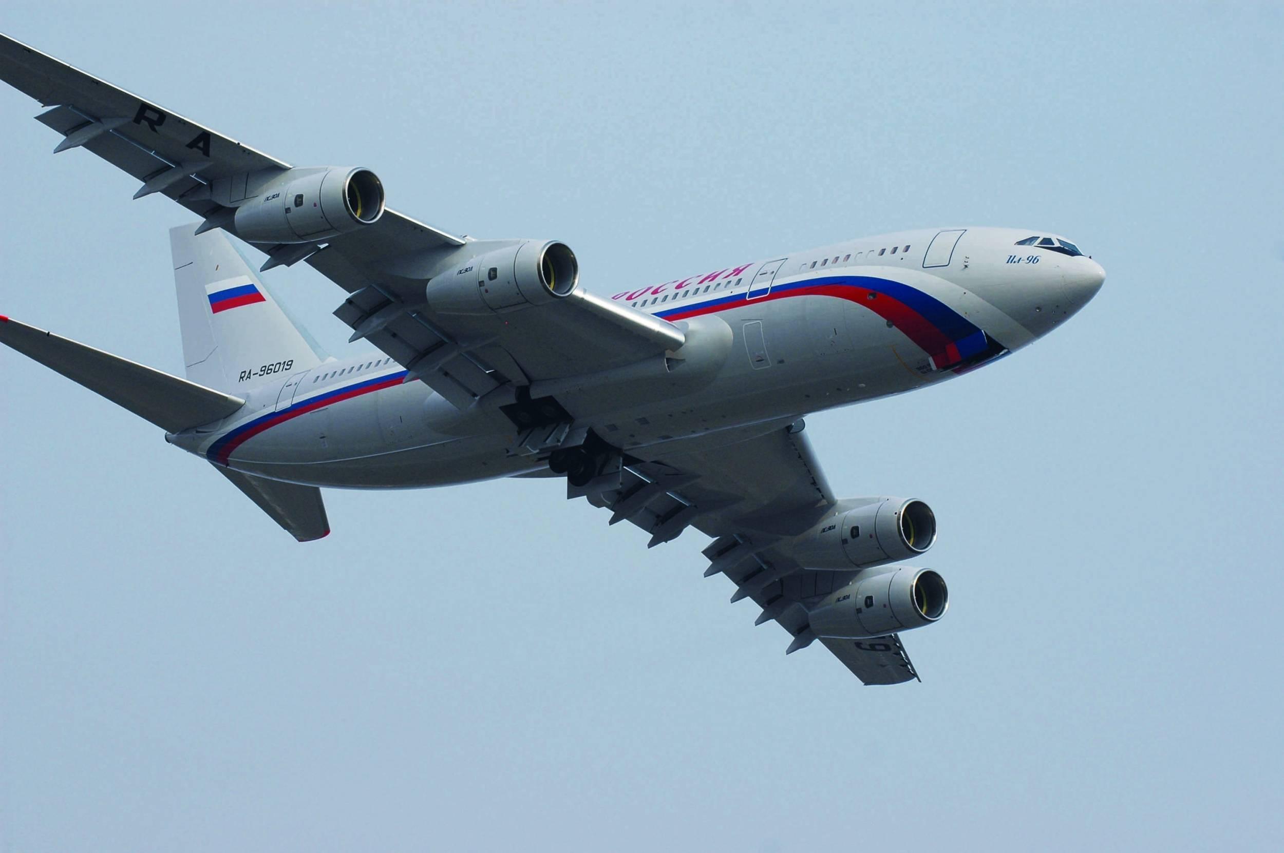 Ил-96 фото. видео. характеристики. двигатель. вес