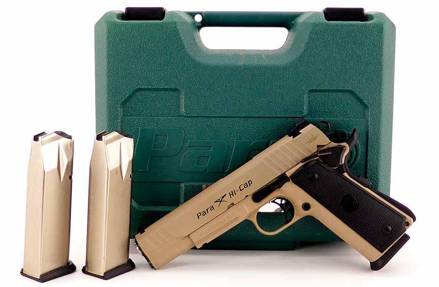 Пистолет Para-Ordnance серия PXT LDA Single Stack Carry Option