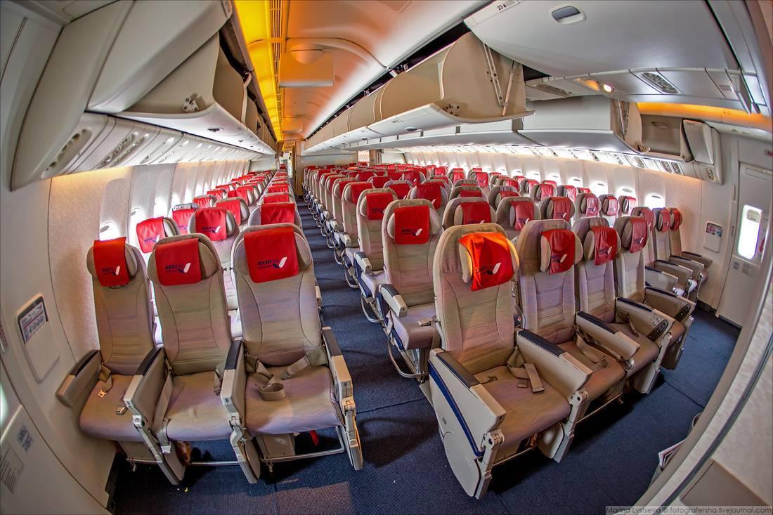 Боинг 777-200 норд винд: схема салона - специфические особенности и преимущества