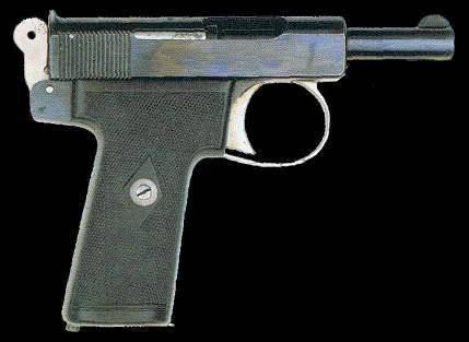 Малокалиберный пистолет Taurus TX22