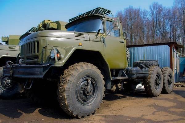 ЗиЛ-131 – легенда Советской Армии