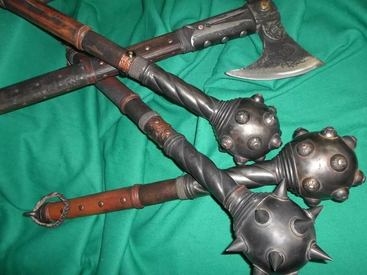 Булава: описание оружия, история его развития и классификация