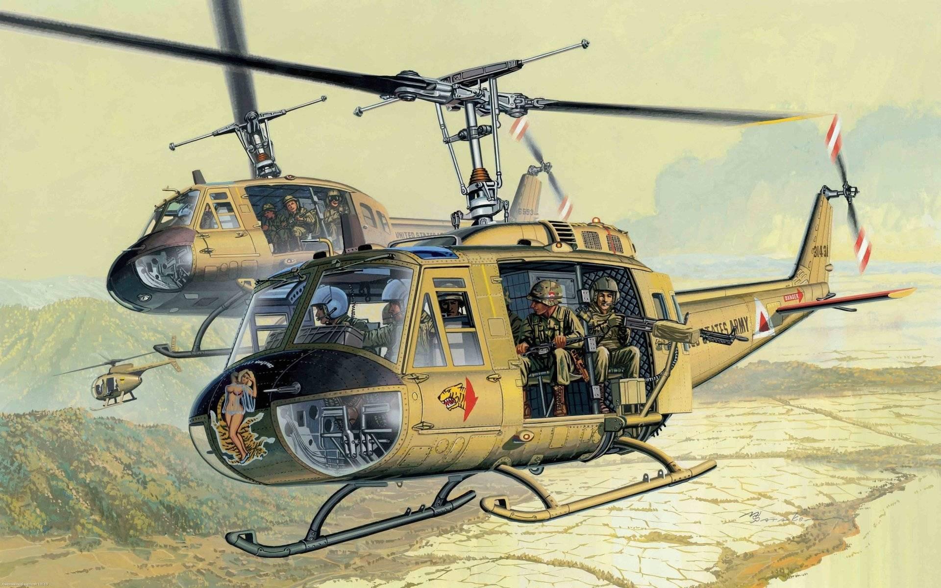 Вертолет белл uh-1 ирокез фото. видео. характеристики