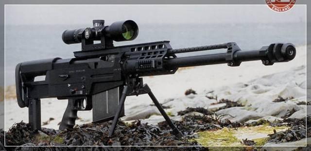 Крупнокалиберная винтовка rt-20