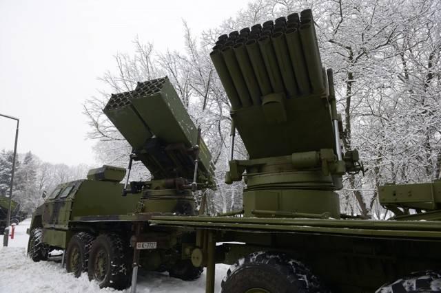 Гражданское оружие Сербии