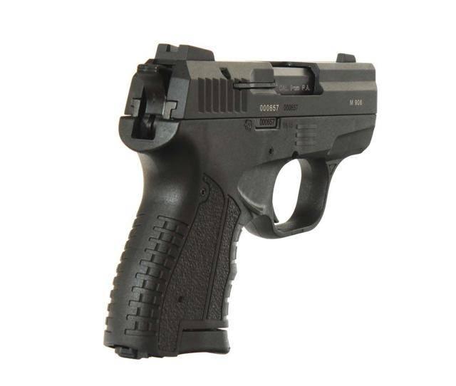 Травматический пистолет Хорхе-1