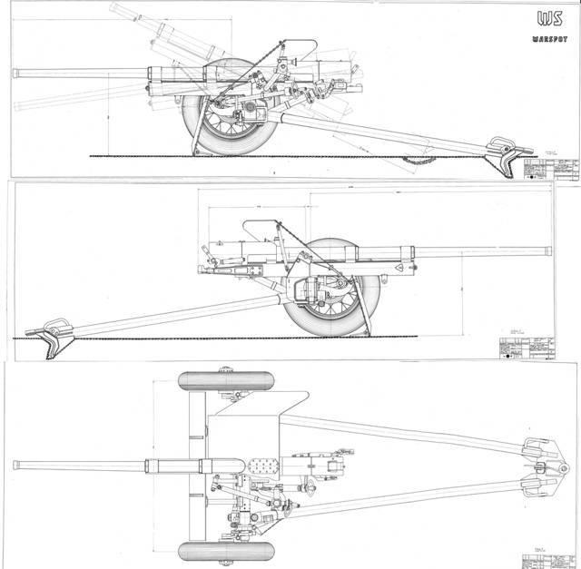 Советская пушка 45 мм. «сорокопятка» – знаменитая рабочая лошадка великой войны