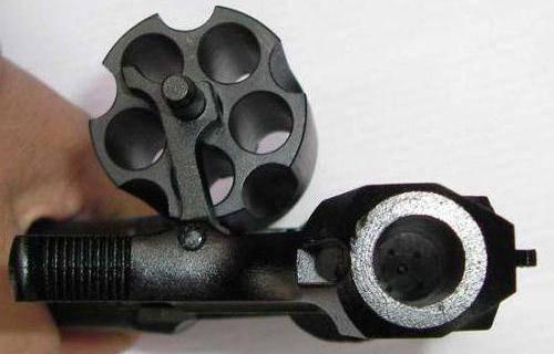 Травматический револьвер ратник 410х45тк: характеристики, фото, отзывы