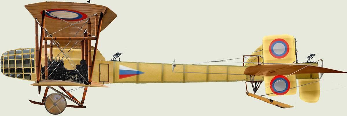 Гроза небес: легендарный бомбардировщик российской империи «илья муромец»