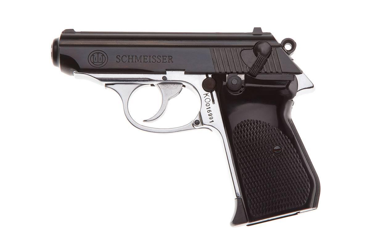 """Пистолет производства """"шмайсера"""" – """"ае 10g"""" под резиновую пулю и газовый пистолет пгш 10"""